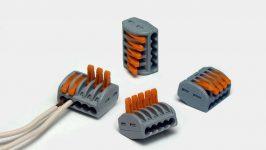 Электро колодки для соединения проводов