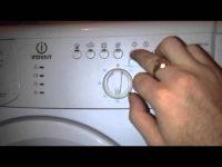 Почему не включается стиральная машина индезит