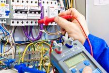 Проверка сопротивления изоляции электросети и заземления оборудования
