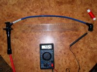 Проверка проводов высокого напряжения мультиметром