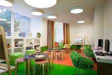 Какое освещение должно быть в детской комнате