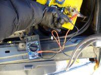 Как прозвонить проводку в машине мультиметром