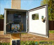 Провести электричество на земельный участок стоимость