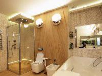 Какое освещение сделать в ванной
