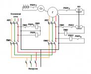 Схема автозапуска генератора при отключении электричества