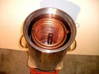 Самодельный бойлер для нагрева воды электричеством