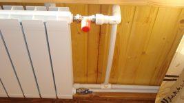 Как самому сделать отопление из пластиковых труб