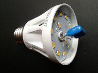 Почему сгорают светодиодные лампочки