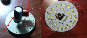 Почему мерцают светодиодные лампы во включенном состоянии