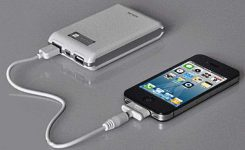 Блок для зарядки телефона без розетки