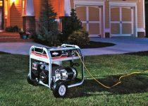 Как выбрать генератор для частного дома