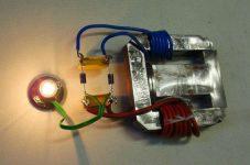 Самодельный импульсный бестопливный генератор энергии
