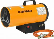 Газовая пушка с регулировкой мощности