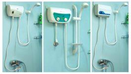 Как работает проточный электрический водонагреватель