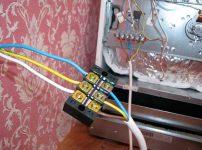 Каким кабелем подключить электроплиту