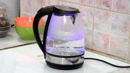 Электрический чайник выключается до закипания воды