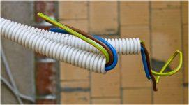 Зачем нужна гофра для кабеля