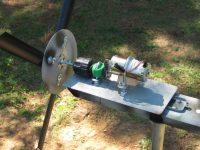 Ветряной генератор своими руками 220в