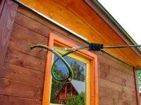Провод для воздушной линии на даче