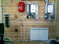Как установить электрический котел отопления своими руками
