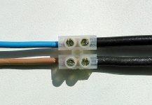 Как соединить два алюминиевых провода