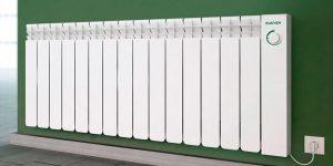Масляные радиаторы отопления электрические с термостатом