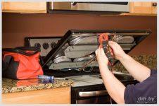Не работает электрическая плита что делать