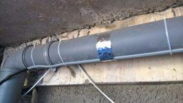 Греющий кабель для труб водоснабжения и канализации