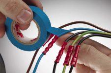 Можно ли изолировать провода скотчем