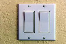 Какие бывают выключатели света